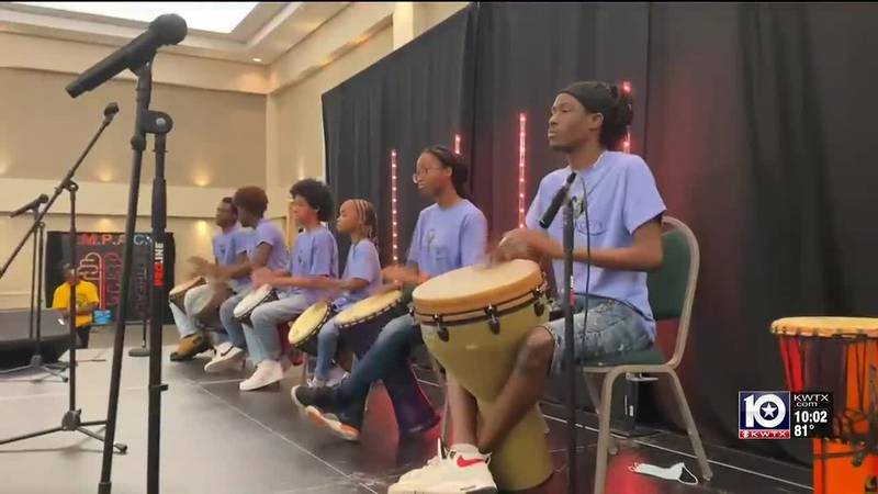 A Taste of African culture in Killeen