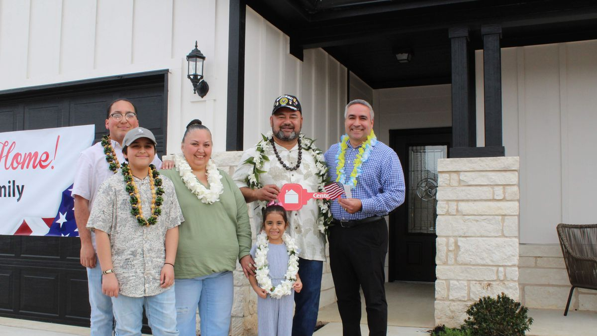 Operation Finally Home and Putte-Group's Built to Honor program provide  home to Army veteran.
