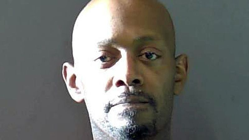 Tajuan Carvell Brooks, 43, was arrested in March.