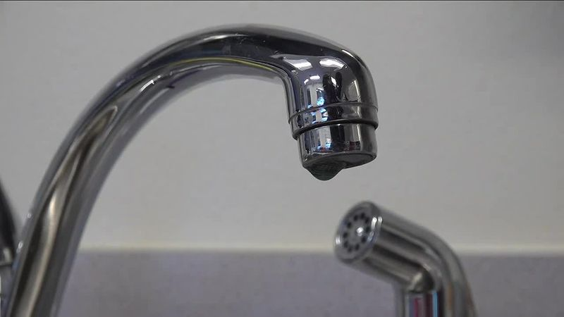Cold temperatures bring the possibility of frozen pipes