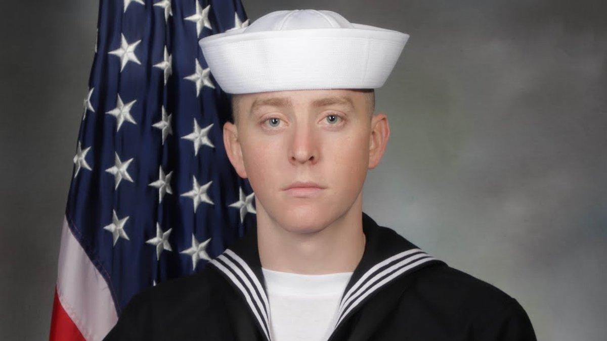 Seaman Recruit Bryan Wallace