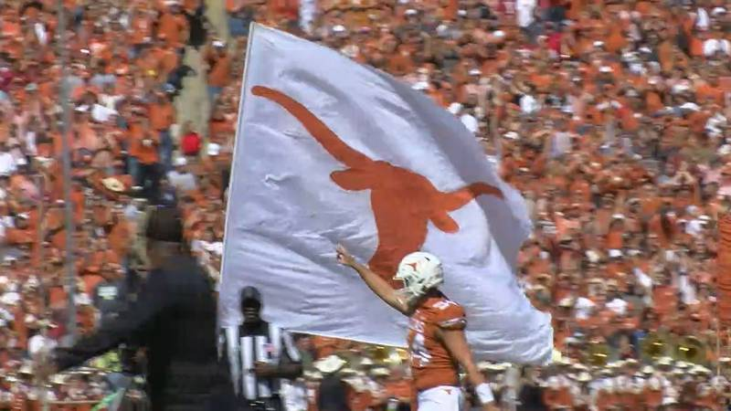 Texas is headed to the Southeastern Conference after a whirlwind week. (File)