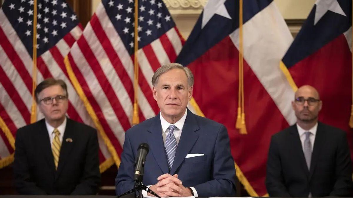 Texas Governor Greg Abbott (Texas Tribune)