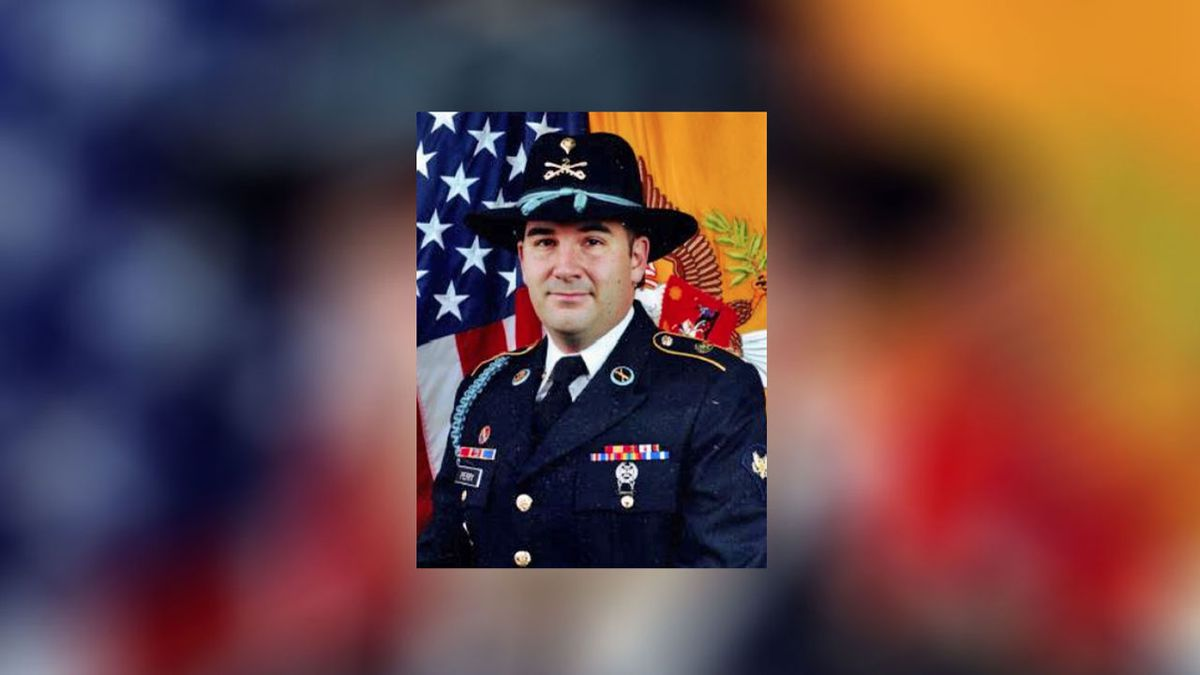 """First Cavalry Division Sgt. Daniel Perry, who shot and killed a protester at a Black Lives Matter protest Saturday night in Austin fired because he """"reasonably perceived a threat to his life,"""" the soldier's attorney,  (Fort Hood photo)"""
