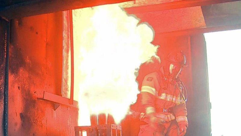 According to the National Fire Protection Association, kitchen fires are the number one cause...