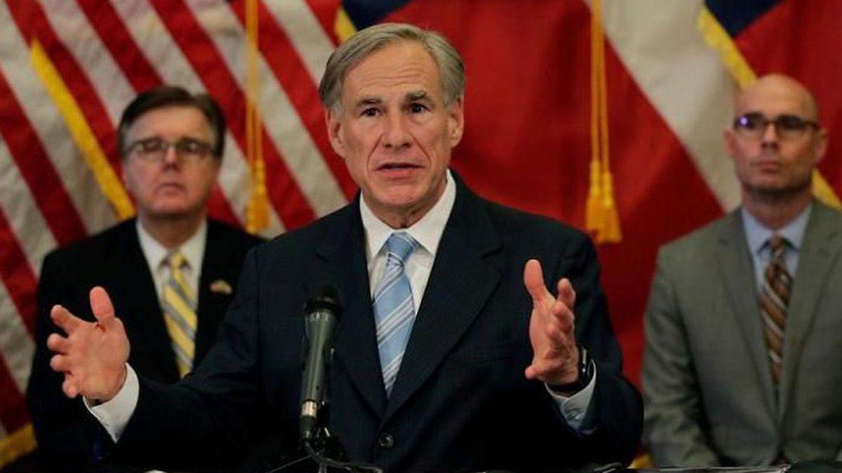 Texas Gov. Greg Abbott (File Photo)