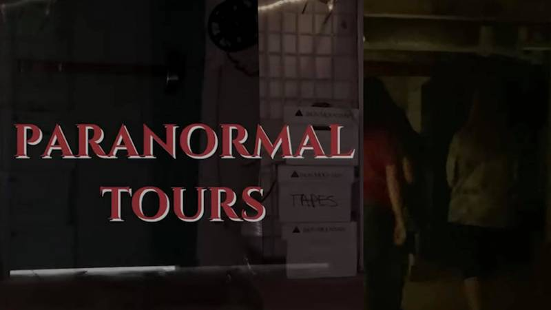 The Dr Pepper Museum in downtown Waco is offering paranormal tours during the month of October.