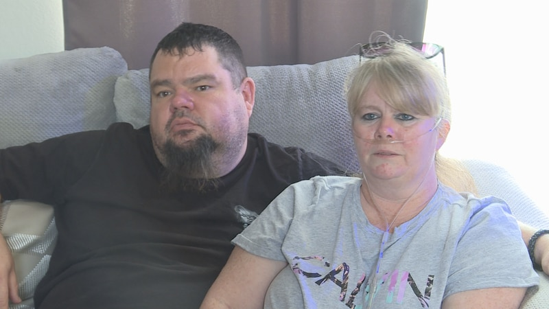 Jason and Toni Waltman both spent time in the hospital after coming down with COVID-19 at the...