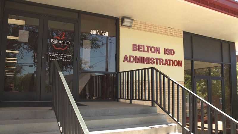 Belton ISD Administration building