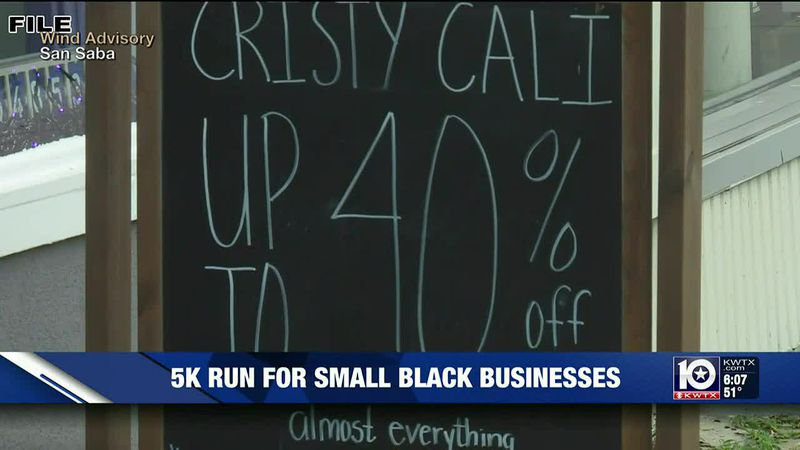 5k Run for Small Black Businesses