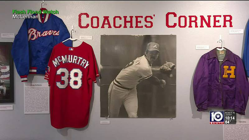 Bell County Museum opens temporary sports exhibit