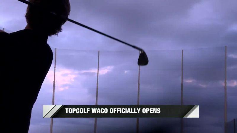 TopGolf Waco Officially Opens