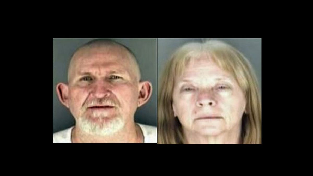 The Barksdales are considered armed and dangerous. (U.S. Marshals Service photos)