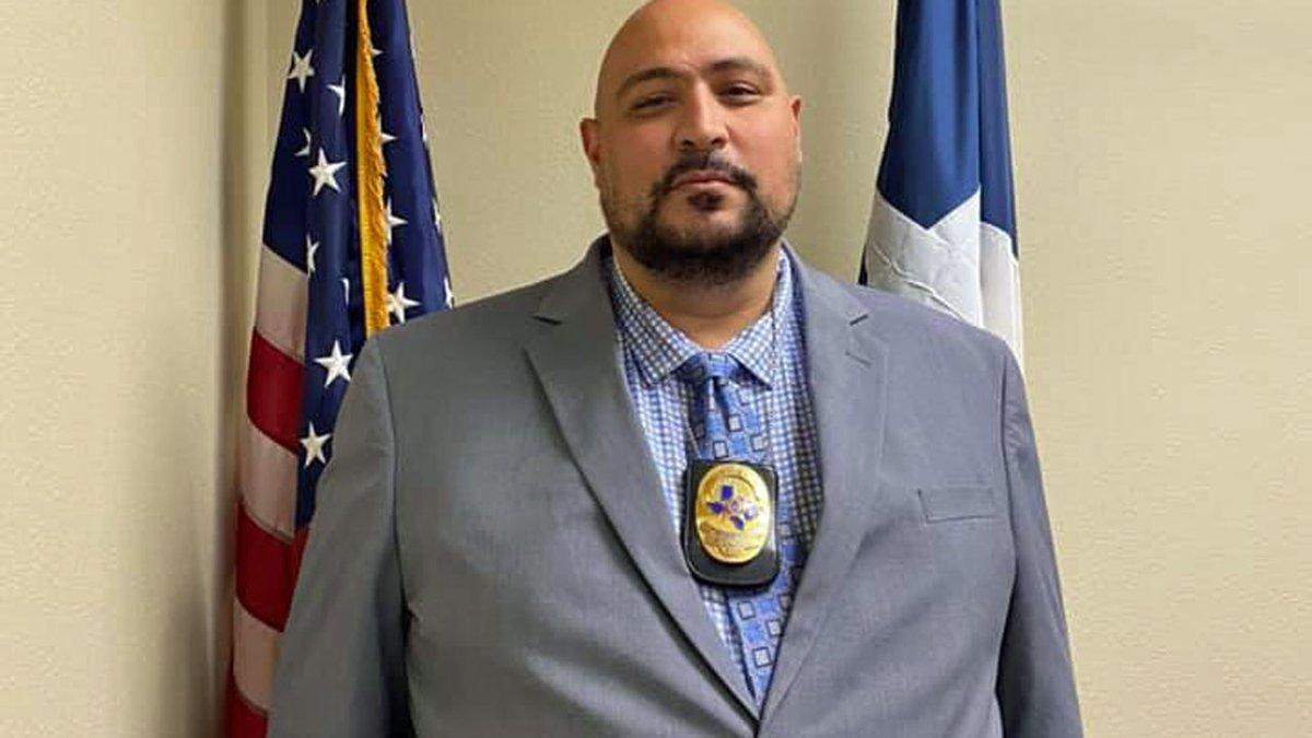 Heriberto 'Eddie' Rodriguez, was appointed Friday.