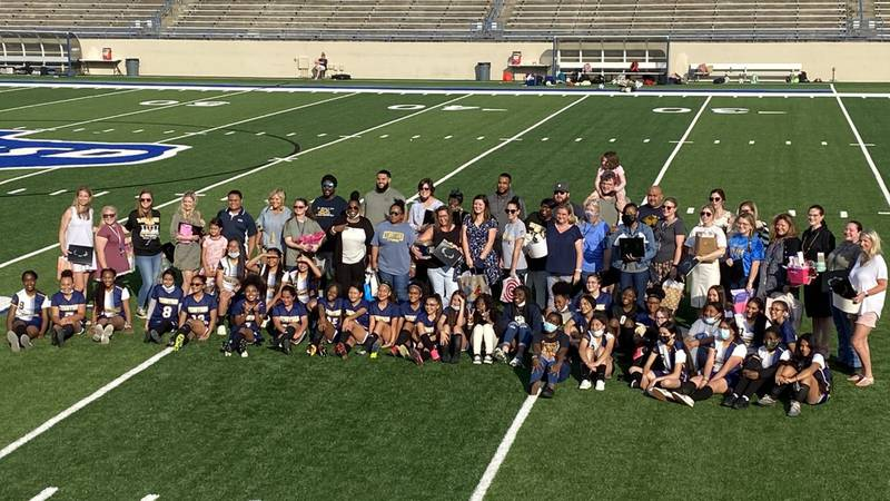 Middle school athletes and the teachers they say made a big difference.