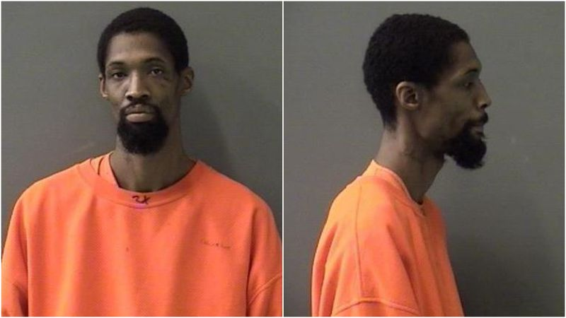 Robert Theodore Jones, 37, the suspect allegedly involved in a shooting at The Spot Bar &...