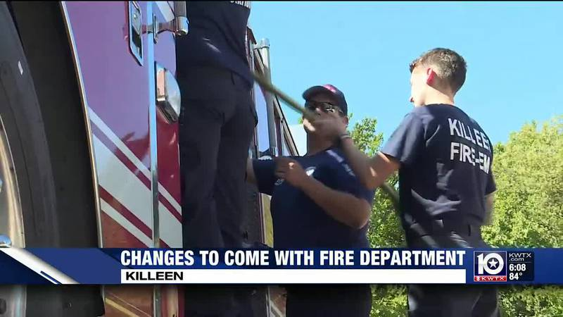 The Killeen Fire Department has put together a new master plan for the next five-to-six years...