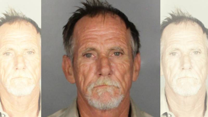 Police are searching for John Michael Andrews, 57, after he allegedly disappeared on a fishing...