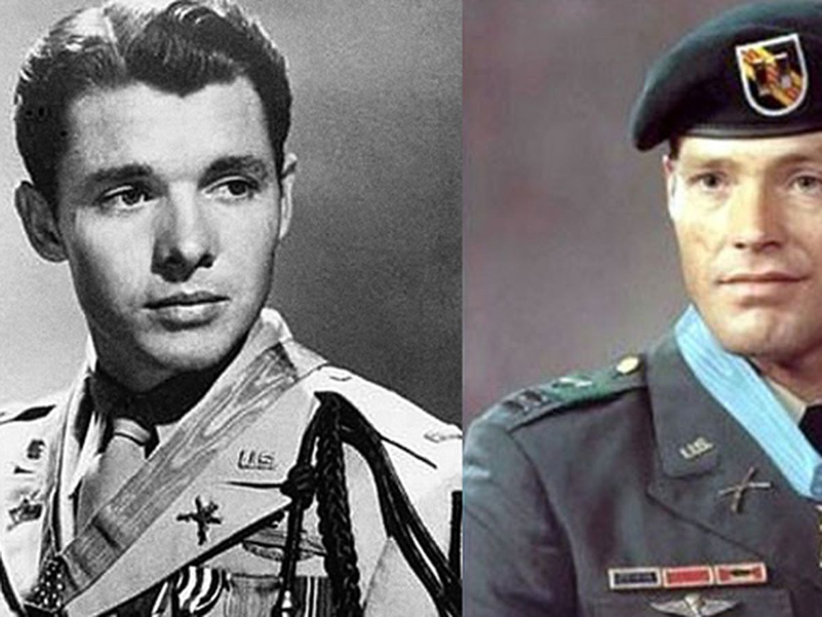 Two of most decorated soldiers in history had ties to Central Texas