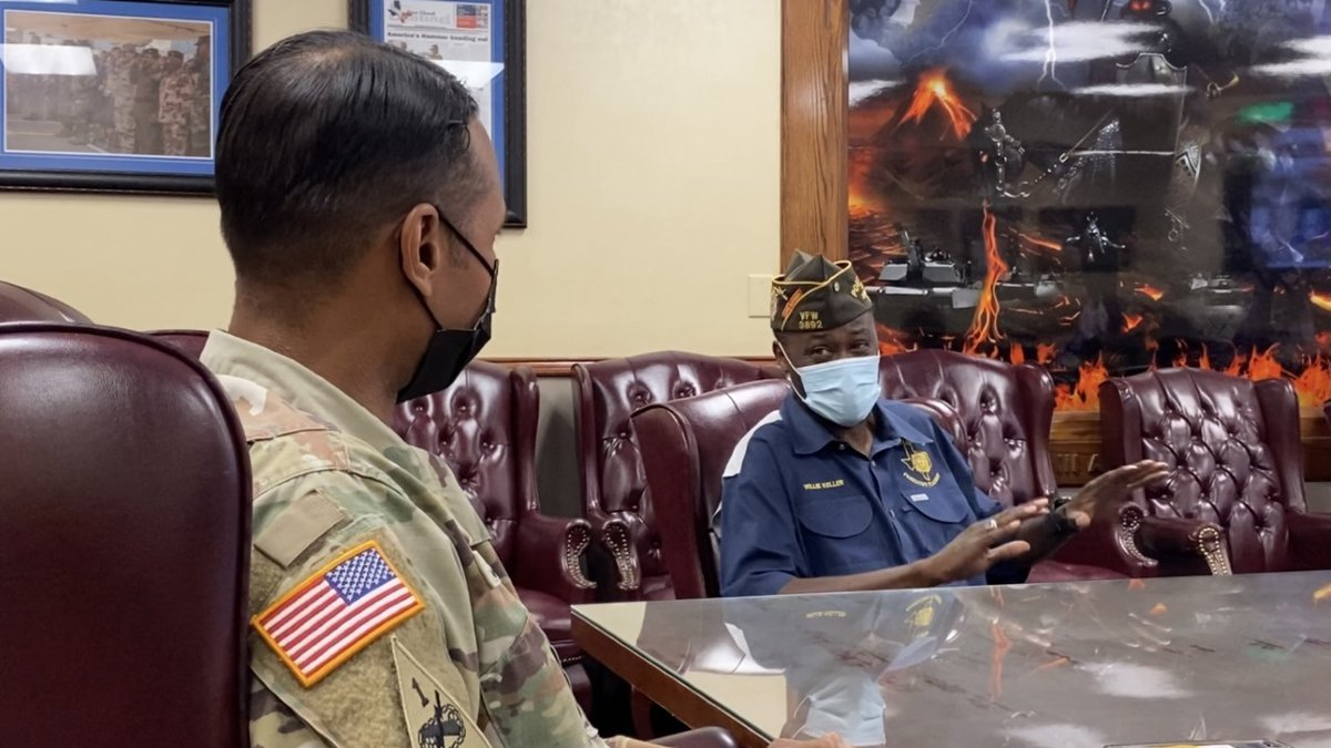 Fort Hood leaders hosted both local and national organizations to give them an inside look into...