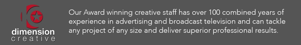 Visit Dimension10Creative.com to view our portfolio