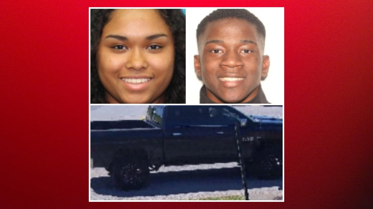 Police are looking for 17-year-old Alicity Erevia.  She is in a Black Dodge Ram pickup with...