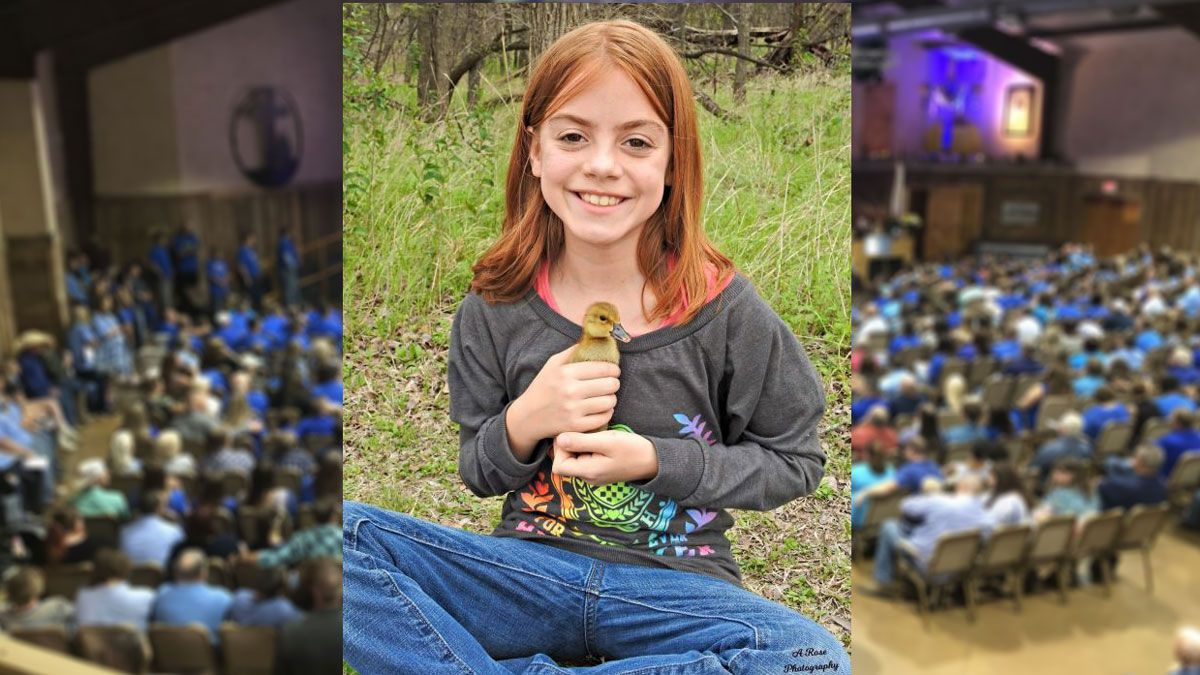 Hundreds of mourners gathered Friday to bid farewell to Valley Mills Elementary School student Lily Mae Avant, 10, who died Sunday in a Fort Worth hospital after contracting a rare brain-eating amoeba.