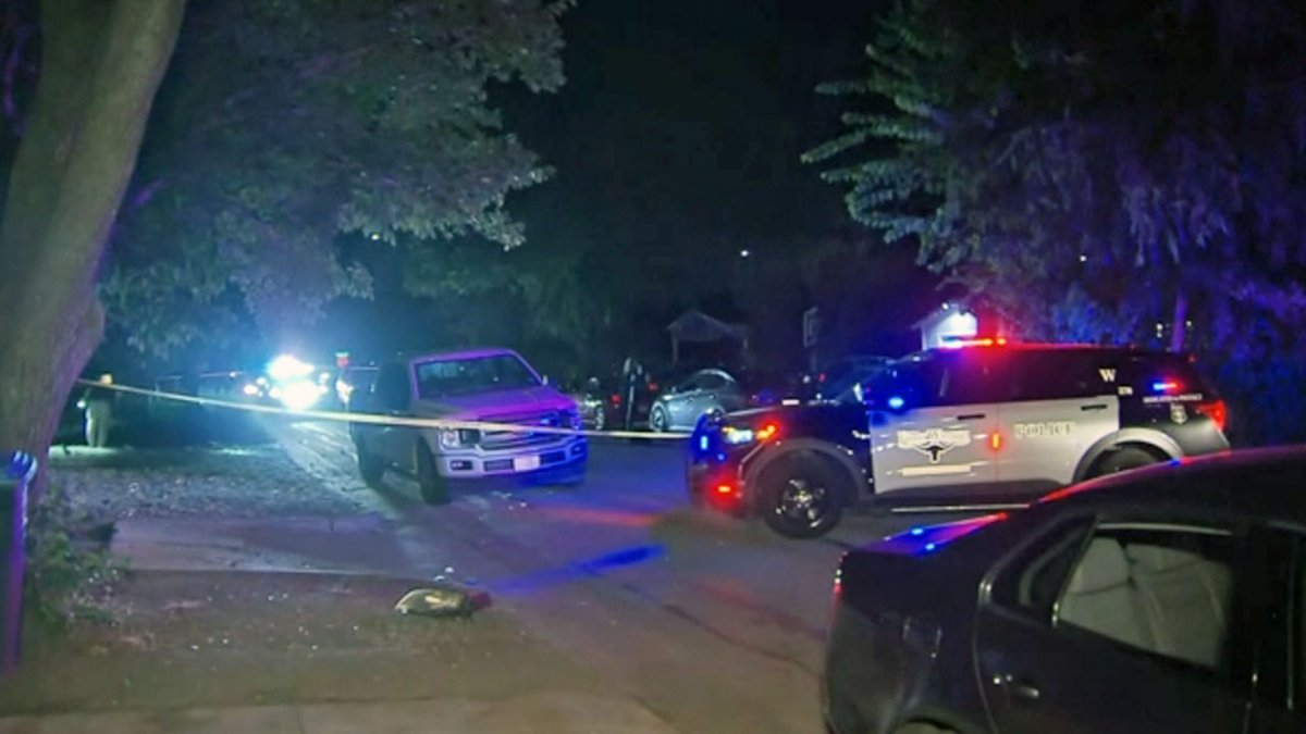 Officers found multiple victims with gunshot wounds and serious injuries, police said.