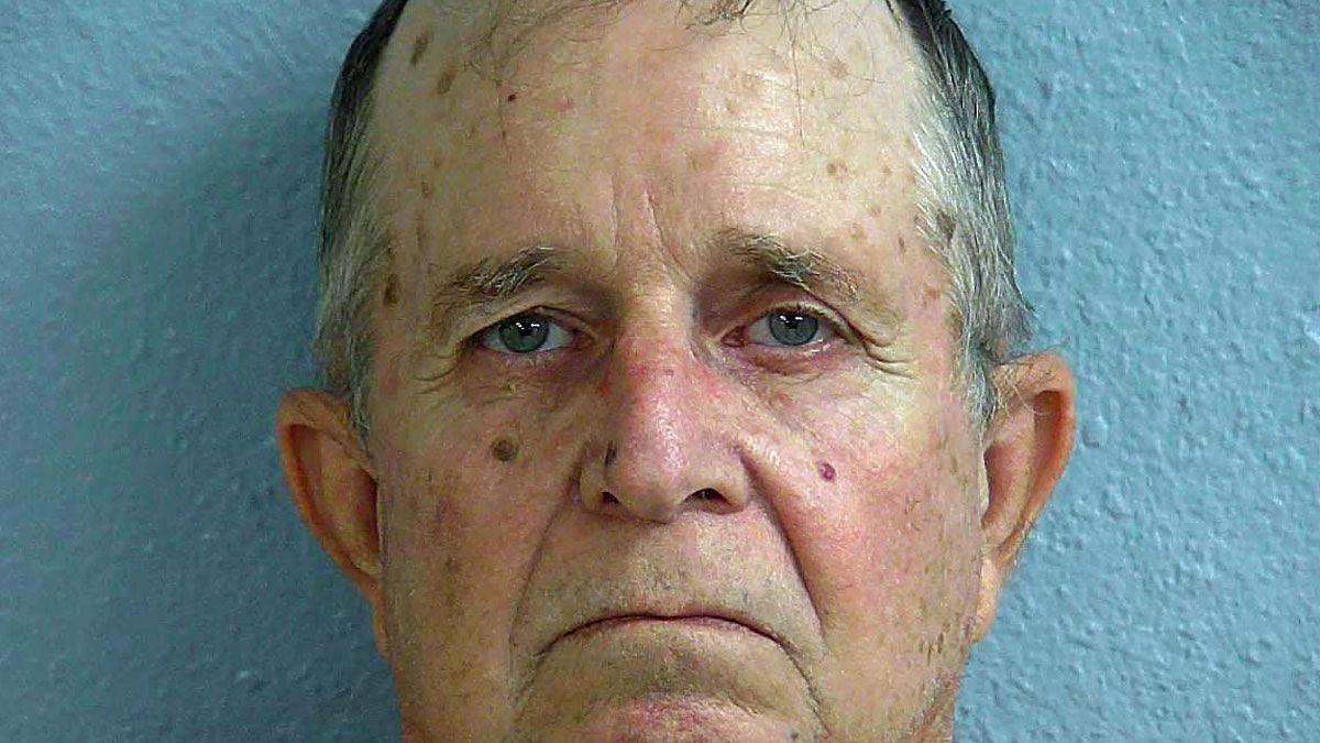 "William D. ""Bill"" Watson, 63, was arrested Wednesday. (Jail photo)"