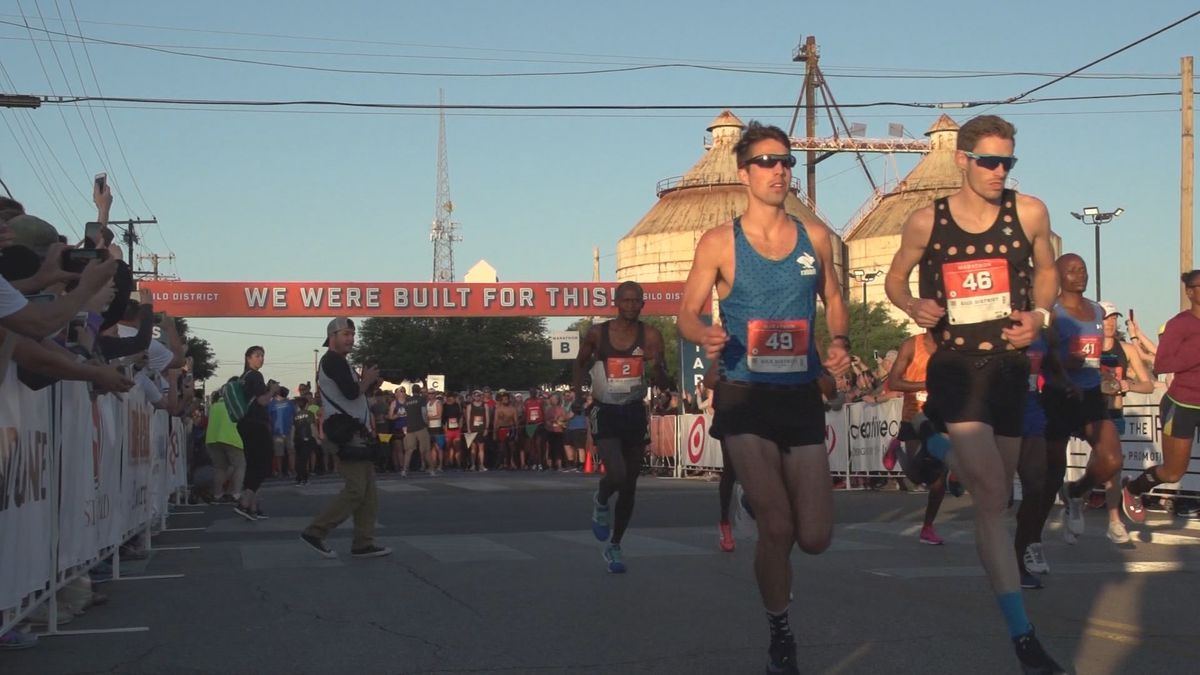 The annual Silo District Marathon in Waco was postponed in the spring and now has been...