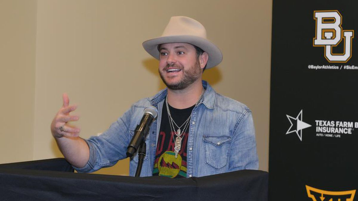 Wade Bowen. (Courtesy photo)