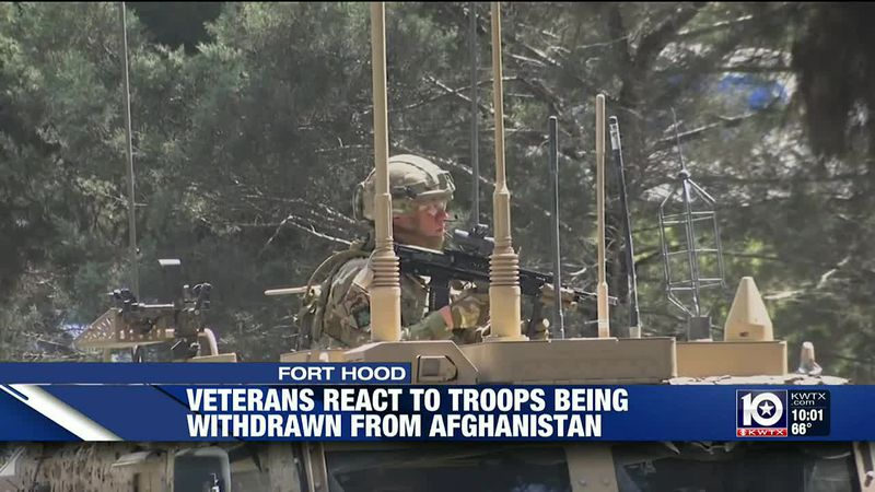 The Biden administration is ordering all U.S. troops out of Afghanistan by September 11 and...