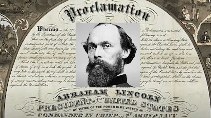 On June 19, 1865 Union Gen. Gordon Granger landed at Galveston and issued a proclamation that...