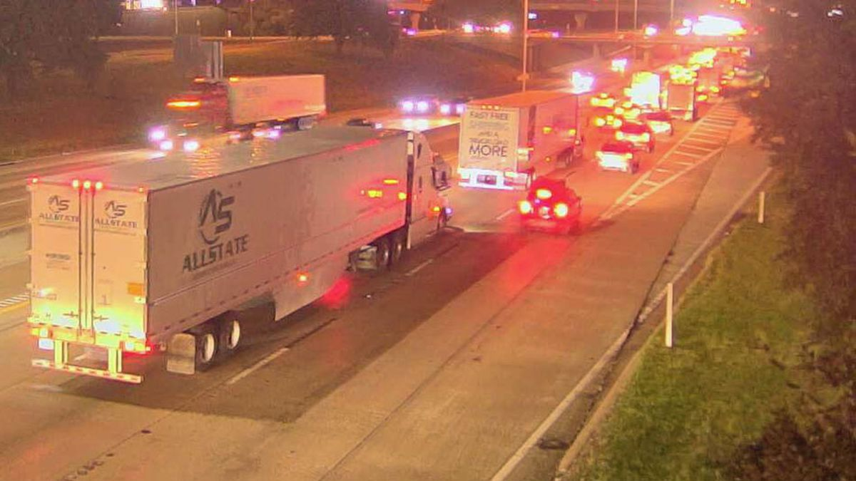 Holiday traffic on Interstate 35. Operation CARE starts Wednesday and runs through Sunday...