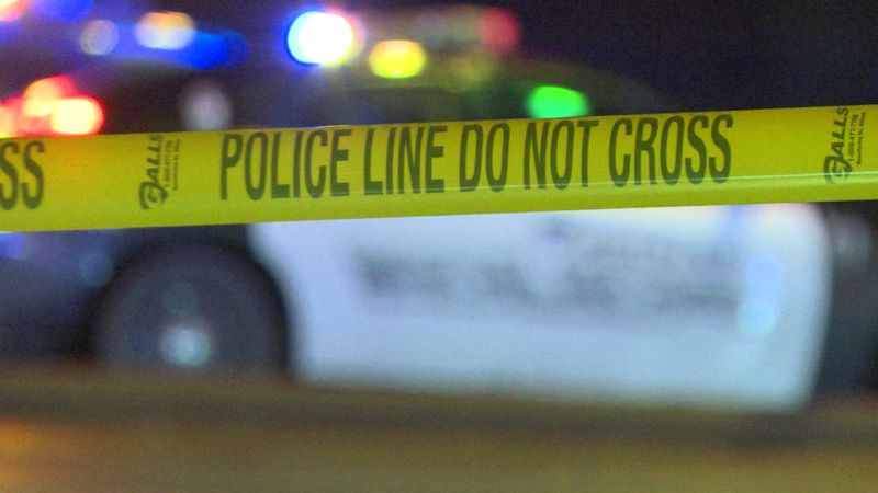 Deputies responded to a report of a disturbance involving gunfire just after 10 p.m. Thursday.