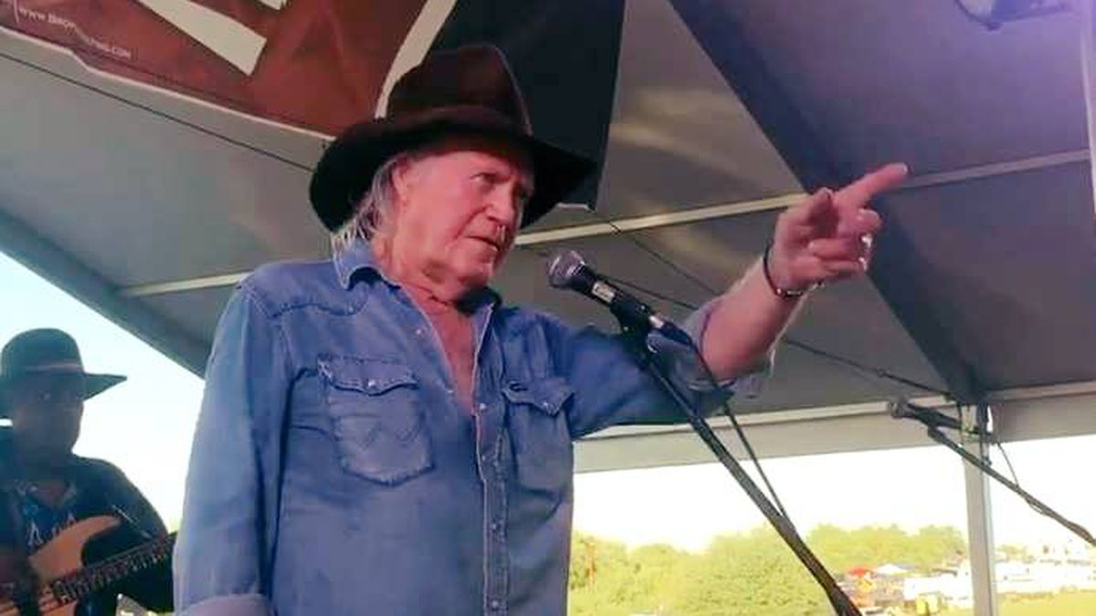 Billy Joe Shaver, the Central Texas native who helped define outlaw country music, died...