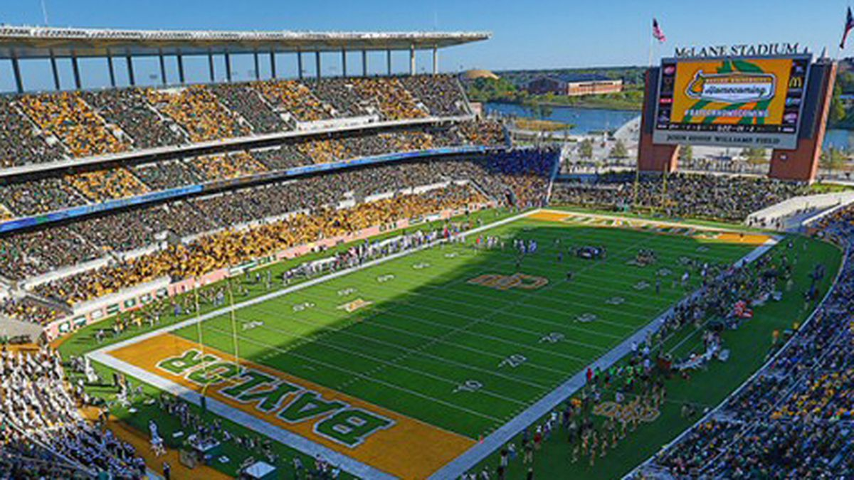 Baylor won't allow tailgating at McLane Stadium during what already promised to be a different...