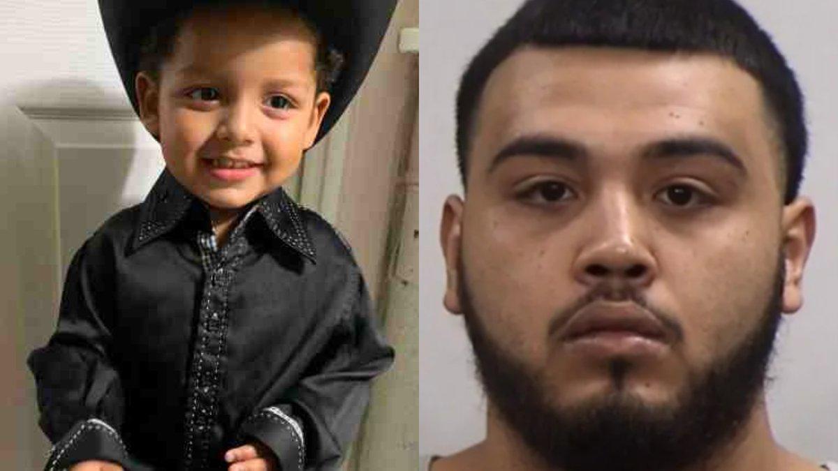Arturo Santiago Pena-Almanza, Jr. is accused of killing Jeremiah Degrate Rios.