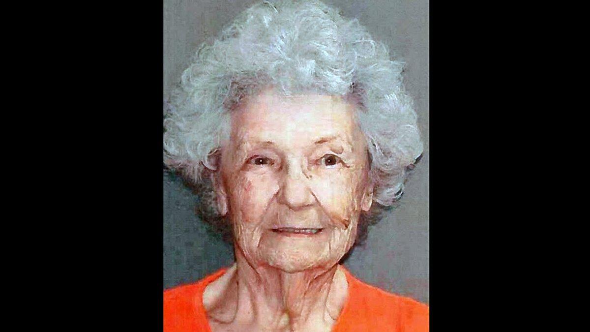 Norma Albritton. (Jail photo)