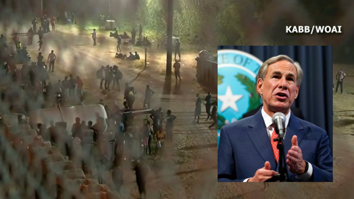 Governor Abbot on Thursday confirmed the shut down of six border crossings in South Texas due...
