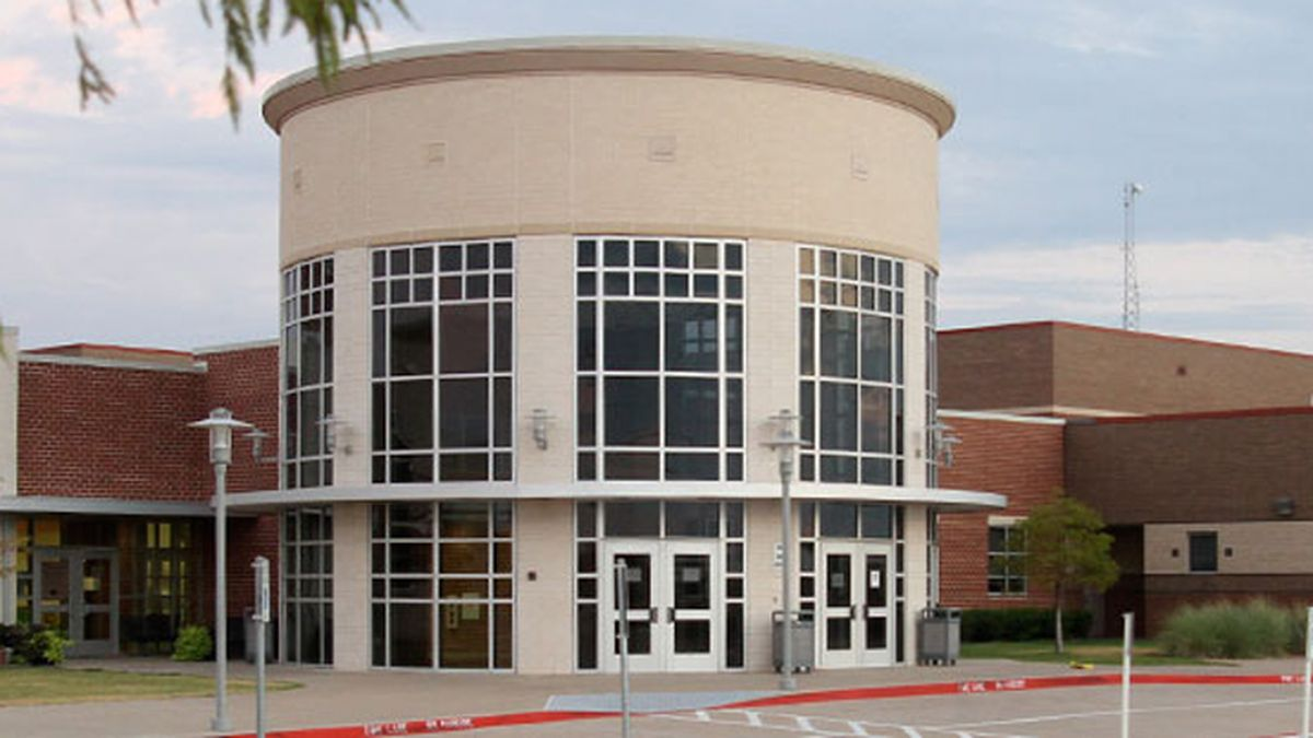 Midlothian High School was locked down just after 9 a.m. Friday after the school received a tip...