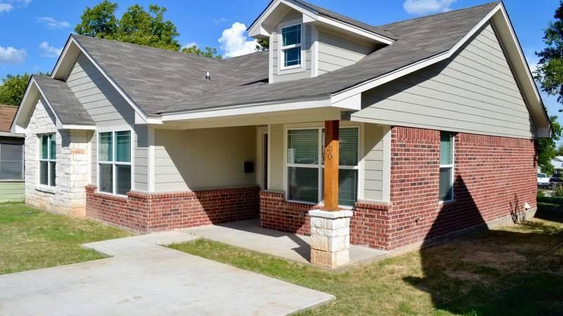 Neighborworks home in Waco