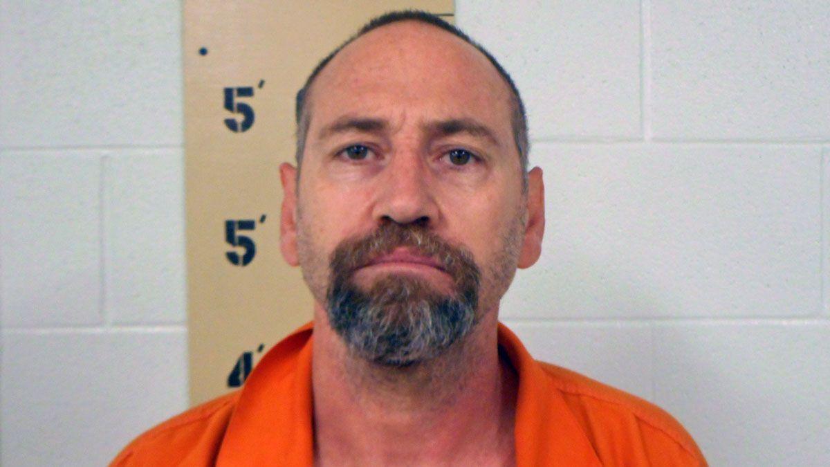 Randall Townsend. (Jail photo)