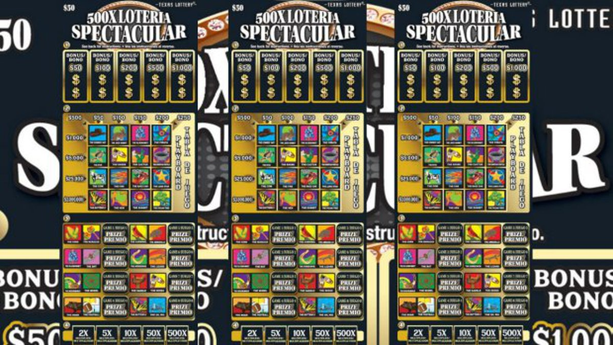A Texas resident claimed a top prize winning scratch ticket worth $3 million.