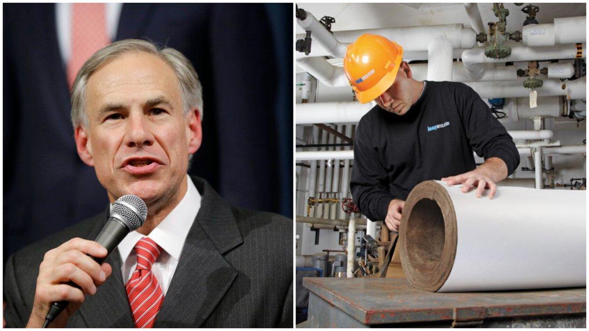 Governor Greg Abbott announced Monday that Knauf Insulation, Inc. will establish their new...