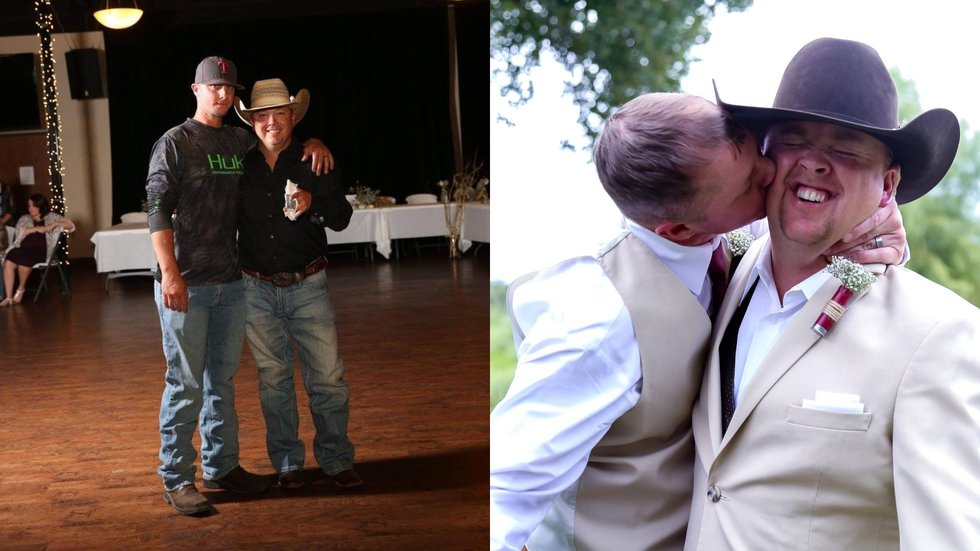 Brad Freeman and Chad Walker were lifelong friends.