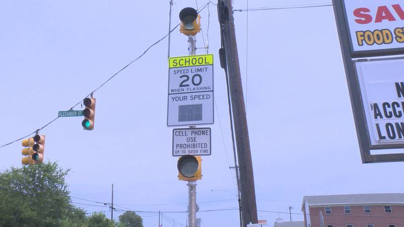 There are speed radars in the school zones of several busy campuses around Killeen.