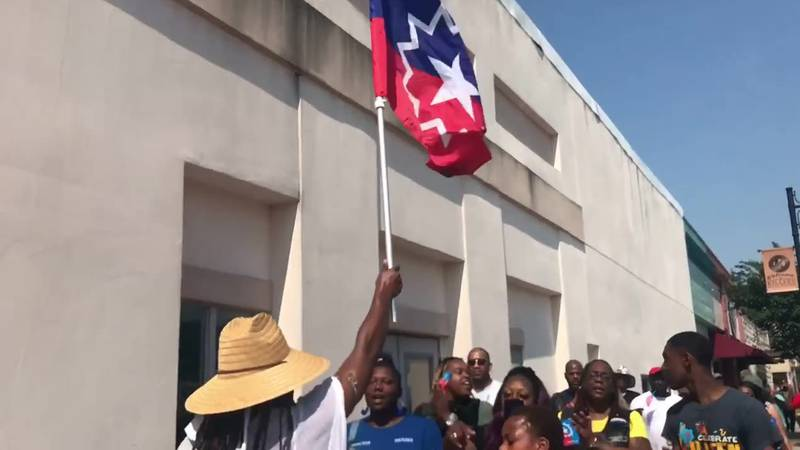 A multi-generational crowd of Killeen residents gathered Friday not only for the flag raising,...