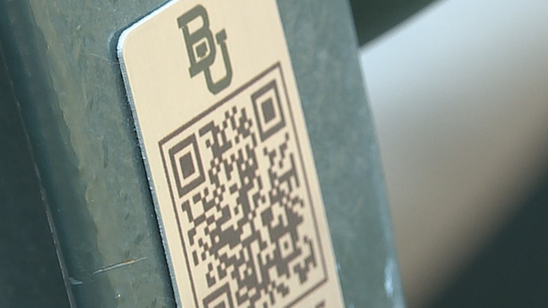 Seats at Baylor's football and basketball venues are being outfitted with digital tags for...