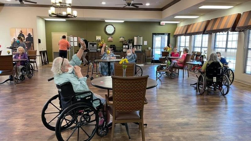 With the COVID-19 vaccine becoming more available, a number of nursing homes including Hillside...